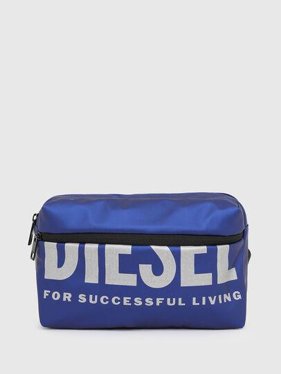 Diesel - F-BOLD BELTBAG, Blue - Belt bags - Image 1
