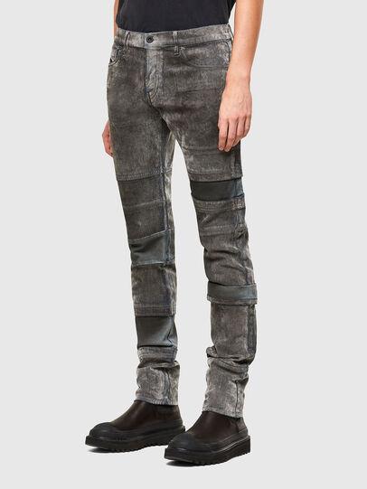 Diesel - TYPE-2020, Dark grey - Jeans - Image 1