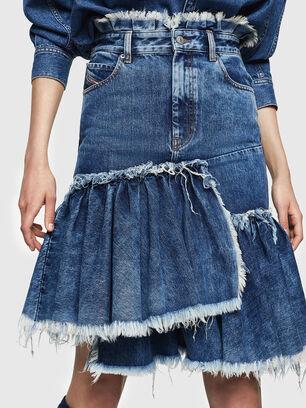 DE-ALAYNA, Medium blue - Skirts