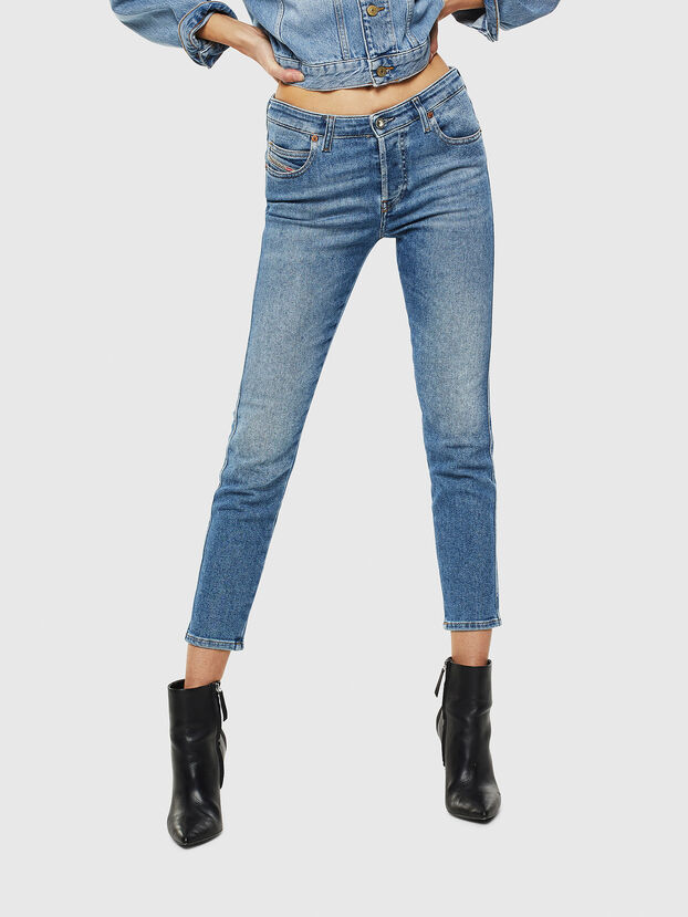 Babhila 084PR, Medium blue - Jeans