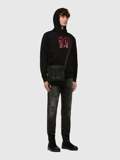 Diesel - YCROSS, Black - Crossbody Bags - Image 6