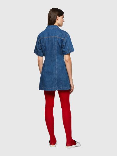 Diesel - DE-AMABEL-SP, Medium blue - Dresses - Image 2