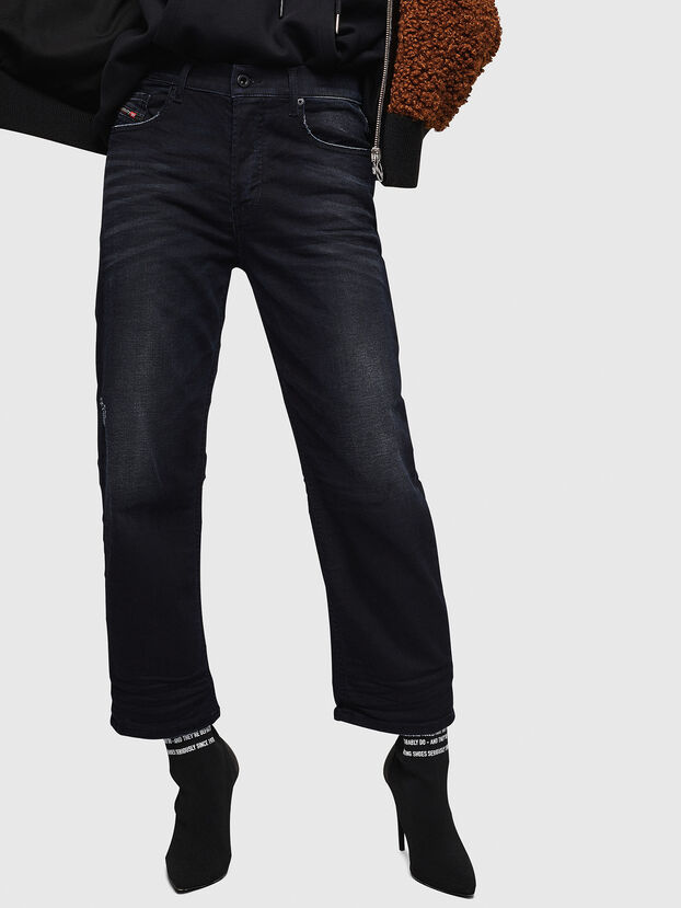 Aryel 0679R, Black/Dark grey - Jeans