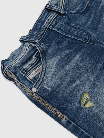 Diesel - KROOLEY JOGGJEANS-B-N, Blue/Yellow - Jeans - Image 3