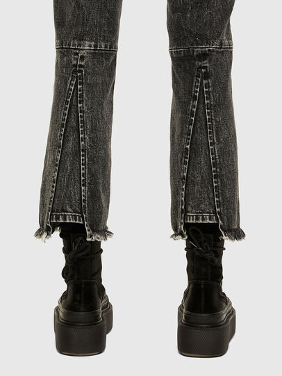 Diesel - D-Earlie 009DN, Black/Dark grey - Jeans - Image 7