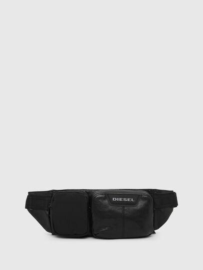 Diesel - JATRU NP, Black - Belt bags - Image 1