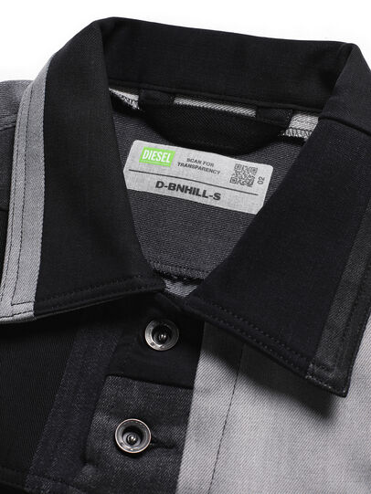 Diesel - D-BNHILL-S, Black - Sweaters - Image 6