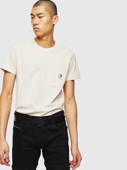 Diesel - T-WORKY-MOHI,  - T-Shirts - Image 4