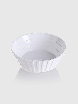 10979 MACHINE COLLEC, White - Bowl