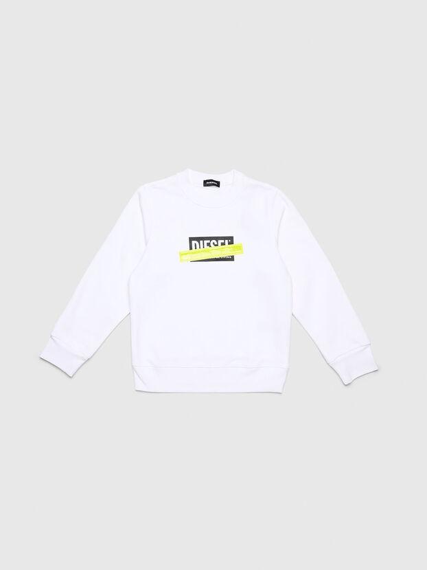SGIRDIE, White - Sweaters
