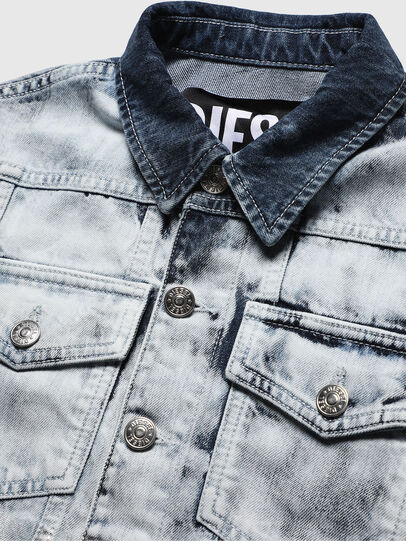 Diesel - JECATE, Light Blue - Jackets - Image 4
