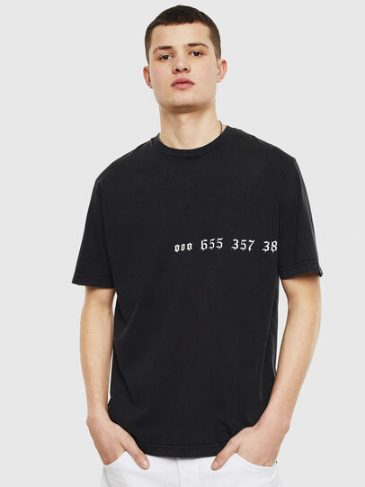 Diesel - T-JUST-T12,  - T-Shirts - Image 1