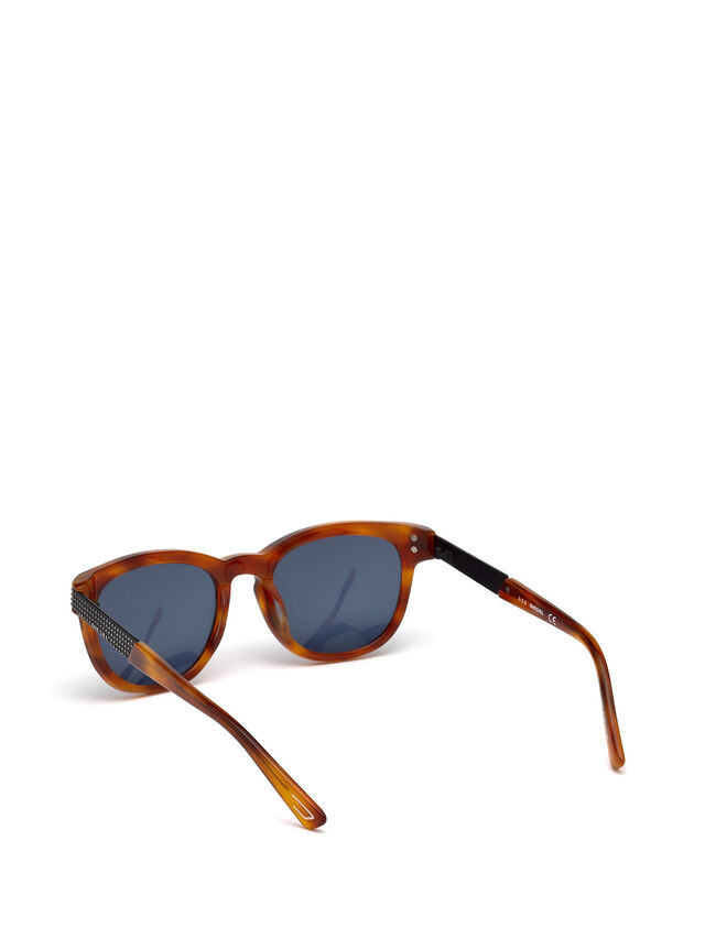 Diesel - DL0237, Light Brown - Eyewear - Image 2