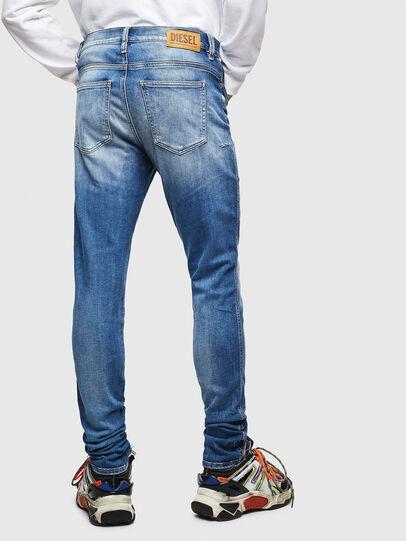 Diesel - D-Istort 009CJ, Medium blue - Jeans - Image 2