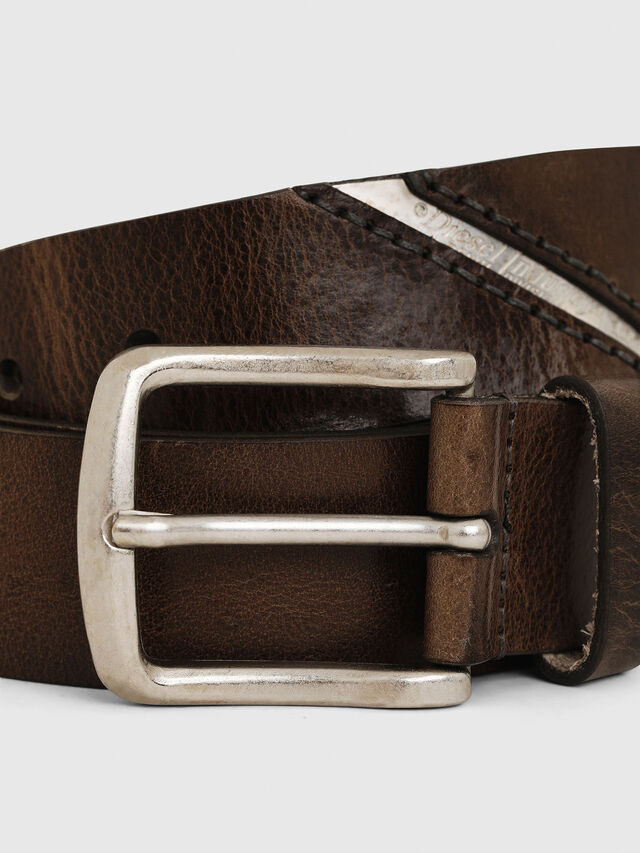 Diesel B-LINE, Light Brown - Belts - Image 2