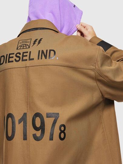 Diesel - J-ROBERT,  - Jackets - Image 5