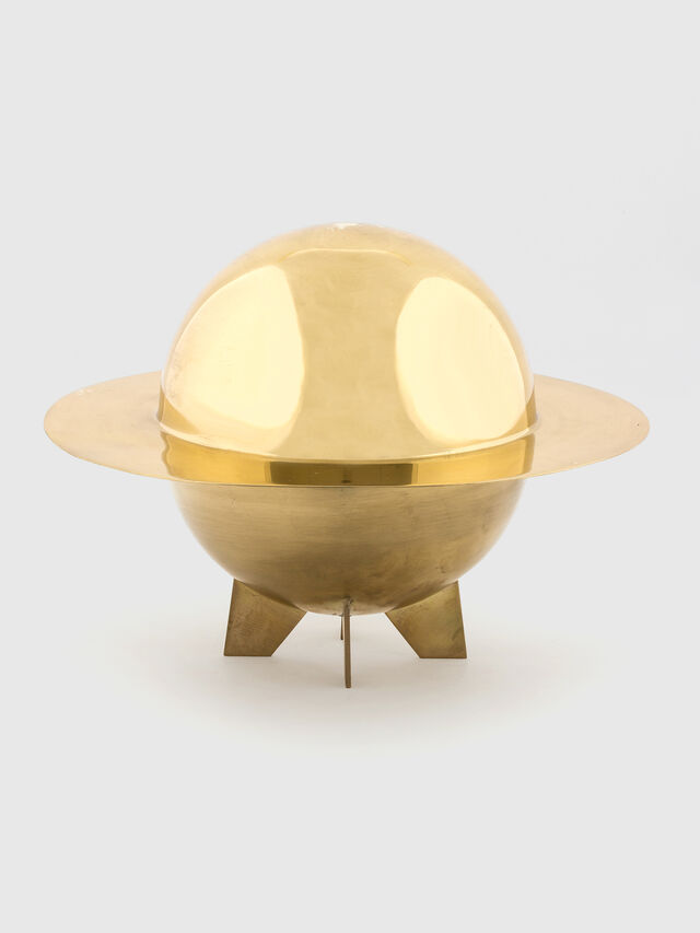 Living 10875 COSMIC  DINER, Gold - Home Accessories - Image 1