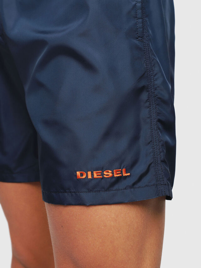 Diesel - BMBX-WAVE 2.017, Navy Blue - Swim shorts - Image 4