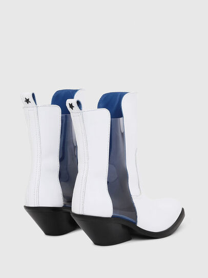 Diesel - D-GIUDECCA MAT,  - Ankle Boots - Image 3