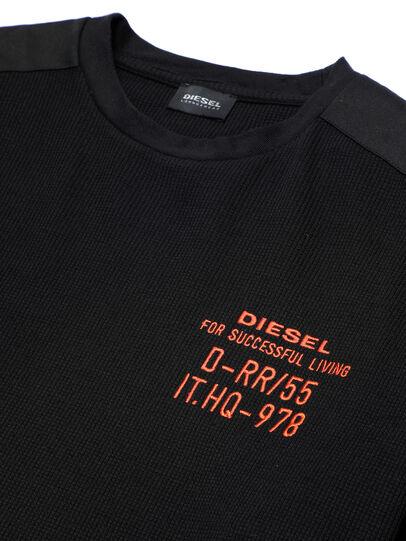 Diesel - UMLT-WILLY-W, Black - Sweaters - Image 3