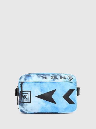 Diesel - SORAKE, Blue - Crossbody Bags - Image 1