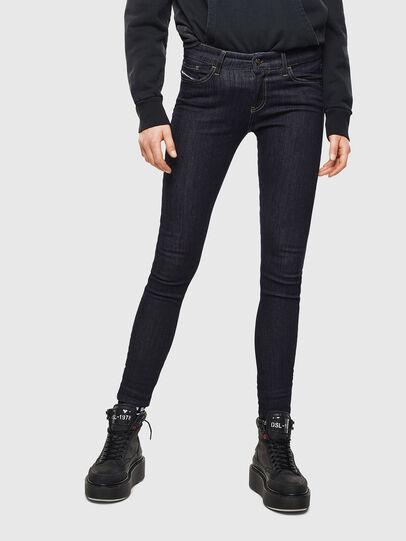Diesel - Slandy 0813C, Dark Blue - Jeans - Image 1