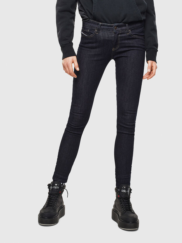 Slandy 0813C, Dark Blue - Jeans