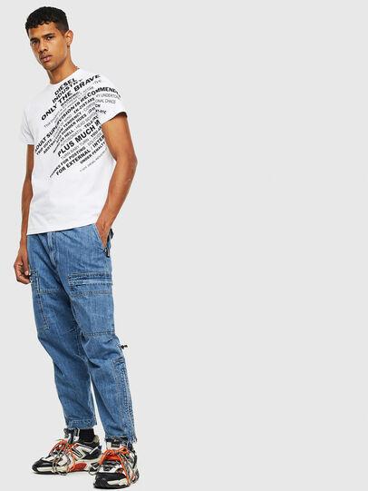 Diesel - T-DIEGO-S3,  - T-Shirts - Image 4