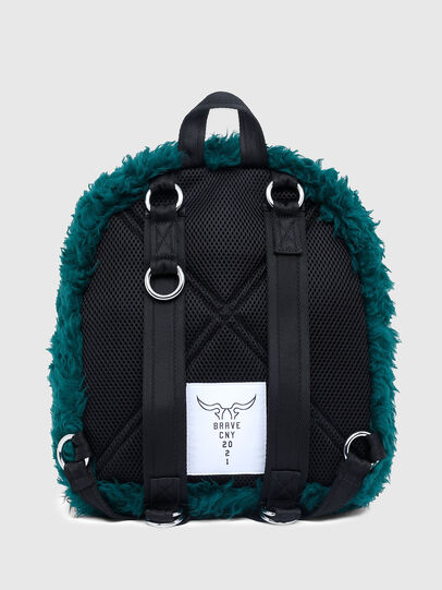 Diesel - CL - DHORIAN - BACKP, Water Green - Backpacks - Image 2