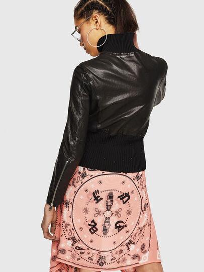 Diesel - L-LYS-B,  - Leather jackets - Image 2