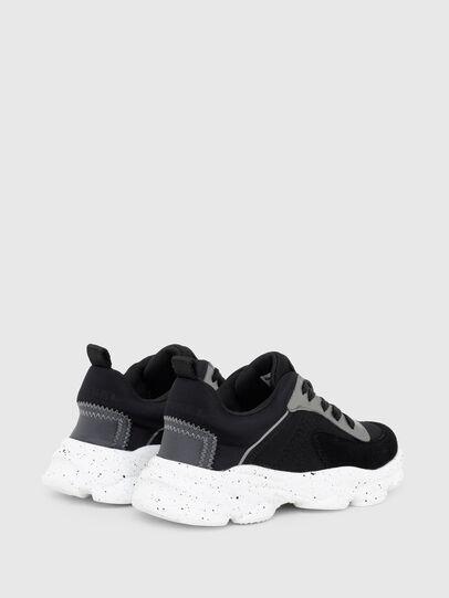 Diesel - S-SERENDIPITY LC CH, Black - Footwear - Image 3