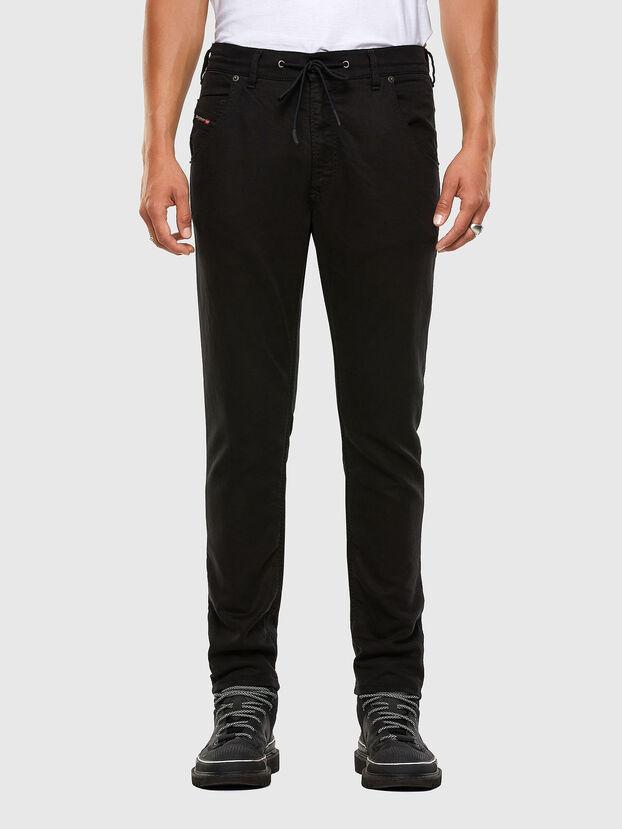 Krooley JoggJeans 069NC, Black/Dark grey - Jeans