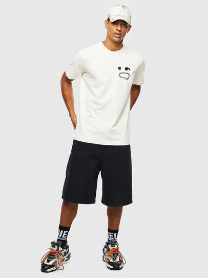 Diesel - T-JUST-T14,  - T-Shirts - Image 4