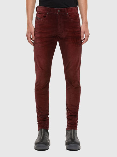Diesel - D-Amny 069PS, Red - Jeans - Image 1