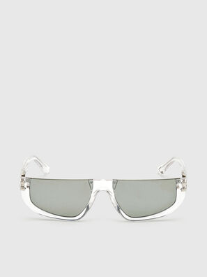 DL0315, White - Sunglasses