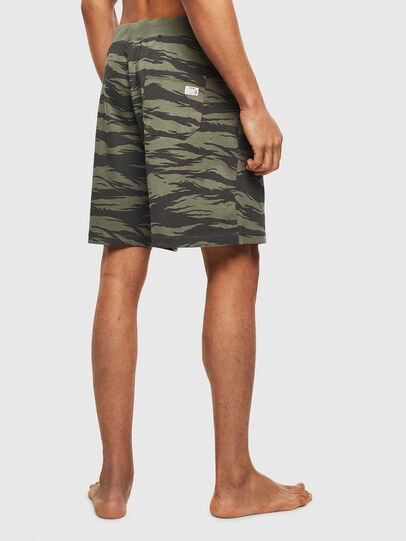 Diesel - UMLB-PAN, Green - Pants - Image 2