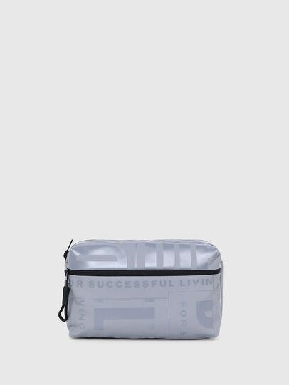 Diesel - X-BOLD BELTBAG, Grey - Belt bags - Image 1