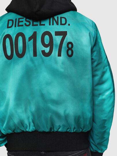 Diesel - J-FOREST,  - Jackets - Image 5