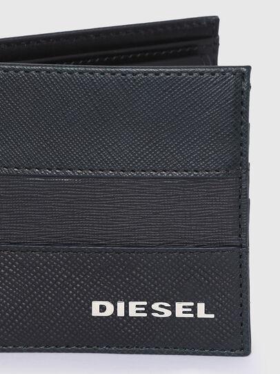 Diesel - HIRESH S, Dark Blue - Small Wallets - Image 4