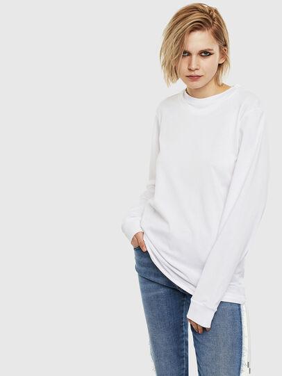 Diesel - T-HUSTY-LS,  - T-Shirts - Image 2
