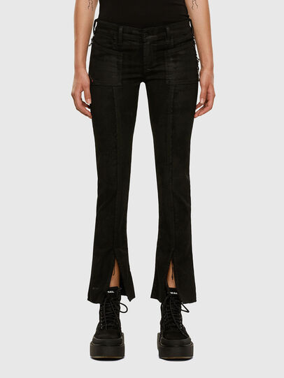 Diesel - Slandy 069NG, Black/Dark grey - Jeans - Image 1