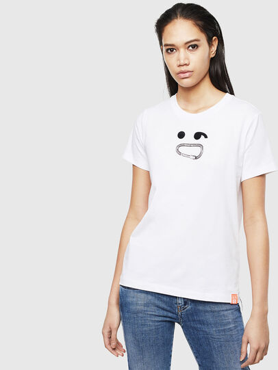 Diesel - T-SILY-S8,  - T-Shirts - Image 1