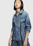 DE-LILAC, Blue Jeans - Denim Jackets