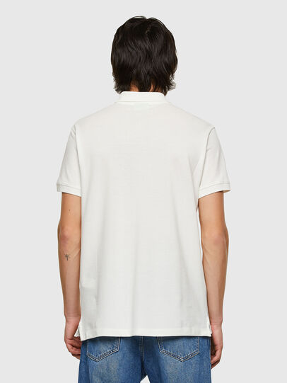 Diesel - T-WEET-E1, White - Polos - Image 2