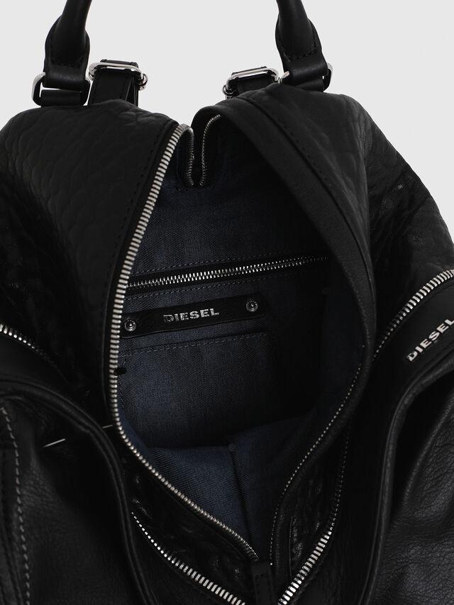Diesel - LE-MHONIC, Black - Backpacks - Image 4