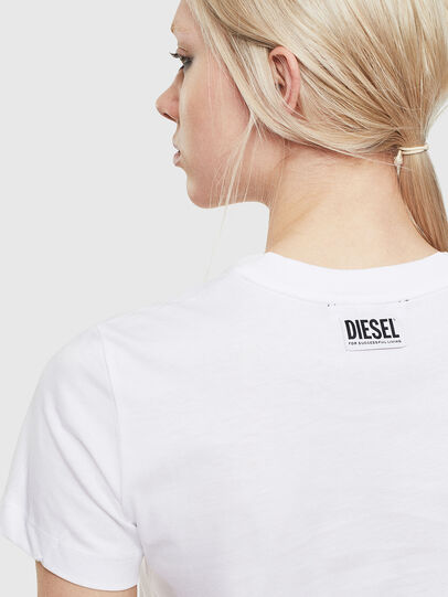 Diesel - T-SILY-S5,  - T-Shirts - Image 3