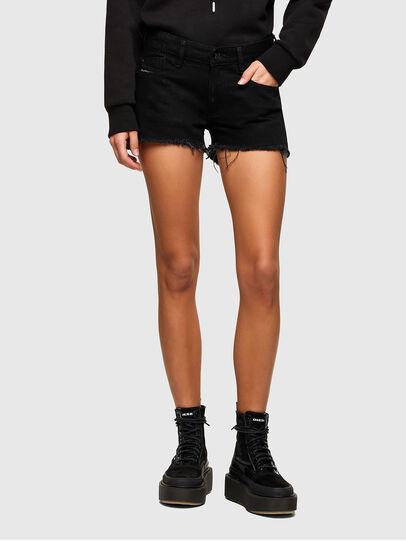 Diesel - DE-RIFTY, Black - Shorts - Image 1