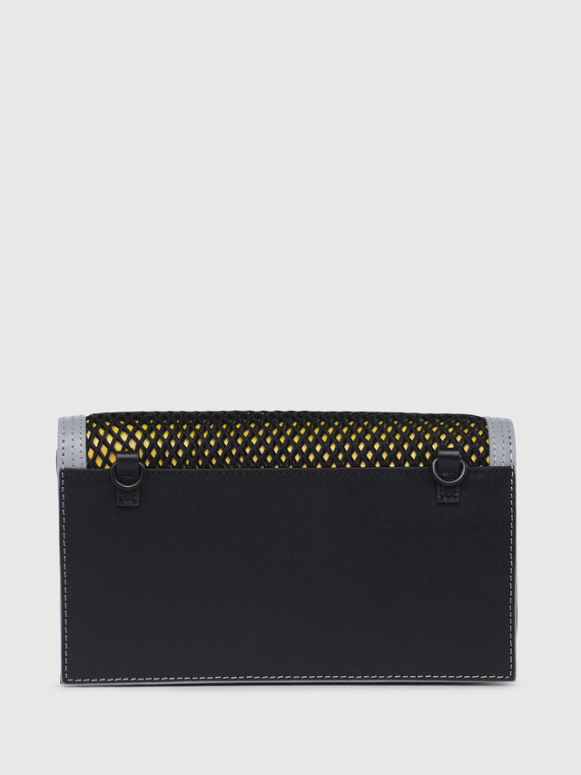 Diesel - DIPSY, Blue/Yellow - Small Wallets - Image 2