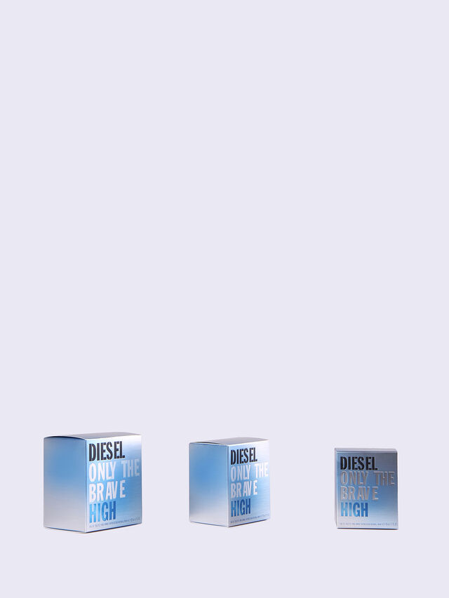 Diesel - ONLY THE BRAVE HIGH  50ML, Blue - Only The Brave - Image 2