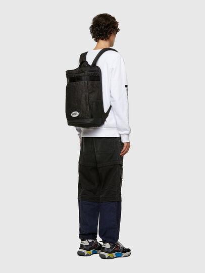 Diesel - SKULPTOR, Black - Backpacks - Image 6